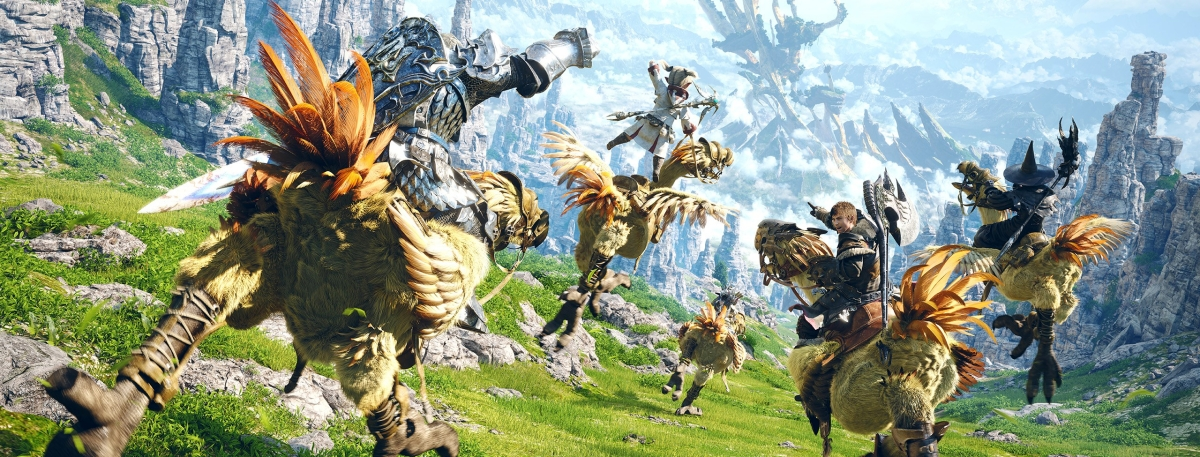 Final Fantasy XIV A Realm Reborn Review: An adventure worth experiencing
