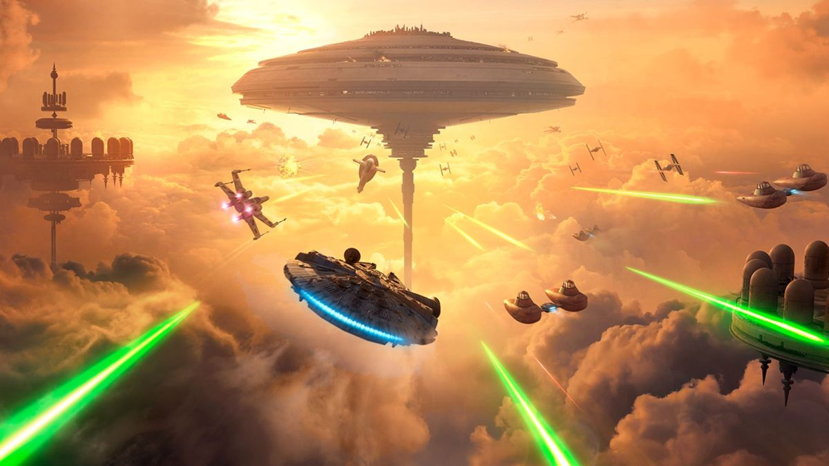 EA cancels open world Star Wars game