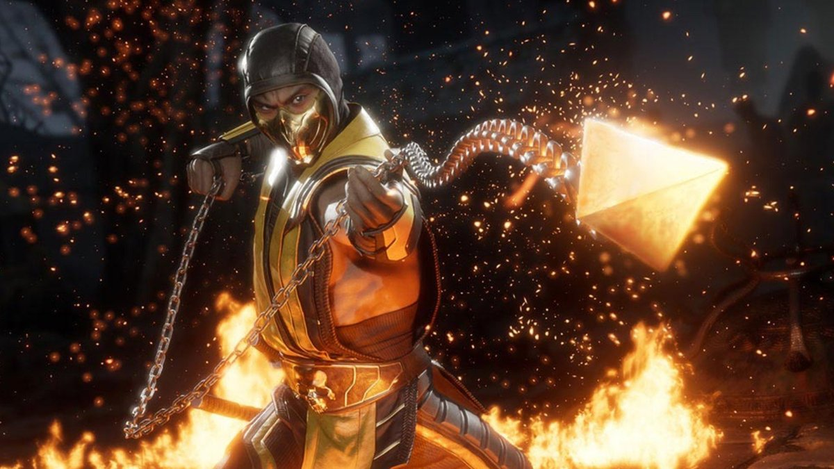 Mortal Kombat 11 official gameplay trailer